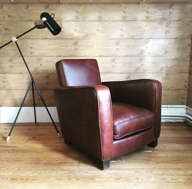 fauteuil club atelier gru. Black Bedroom Furniture Sets. Home Design Ideas